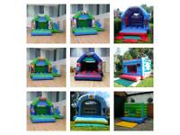 Bouncy castles and games HIRE Service Manchester