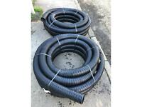 """4"""" perforated drainage pipe"""