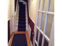 3 bedroomed house Argyle St. Recently redecorated. Excellent condition