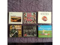 Various CD box sets collection.