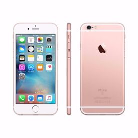 Apple iPhone 6s 16GB Rose Gold (Any Network)