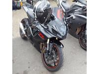 Suzuki GSXR600 K7 2008 *Extras*