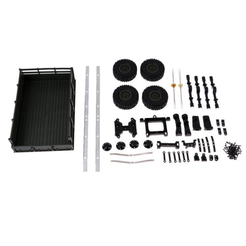 Car Parts - lovoski Upgrade Trailer RC Car DIY Parts Set for WPL B1 B14 B16 B24 Car B