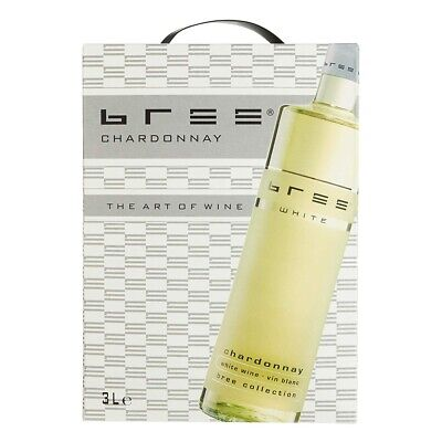 Bree Chardonnay Weißwein halbtrocken Bag-in-Box 1 x 3L