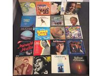 70 Job Lot Vinyl Records from 60's and 70's great condition