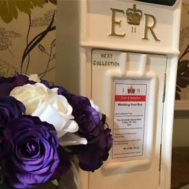 Wedding Postbox Hire Royal Mail Christening