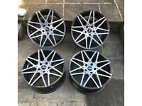 BMW CSL 19 Inch Staggered Concave Alloys - Alloy Wheels - E46 E90 M3 M5
