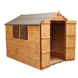 Garden Sheds Gumtree new 6x4 overlap apex garden shed sold | in st agnes, cornwall