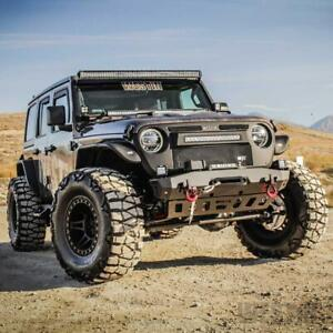 Westin Jeep Wrangler & Gladiator JL Front Tube Fenders | FINANCING Available | Order at www.motorwise.ca
