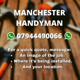 Local Handyman in Manchester to Repair & Install for You - Major Maker
