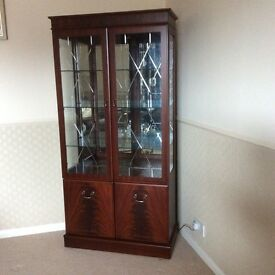 Display Cabinet and various units