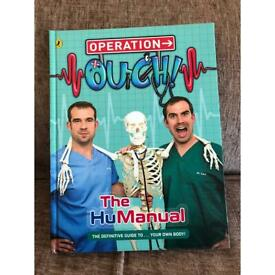 Operation ouch book