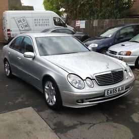 Mercedes E320 diesel automatic full leather Stunning condition