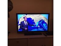 """Samsung LE46C530 - 46"""" LCD TV For sale excellent condition £200.00."""