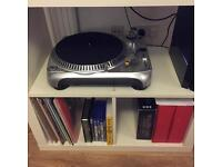 Turntable Record Player (KAM)