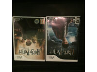Harry Potter Wii Games * 2