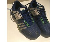Adidas Barricade Tennis Trainers Murray signature model