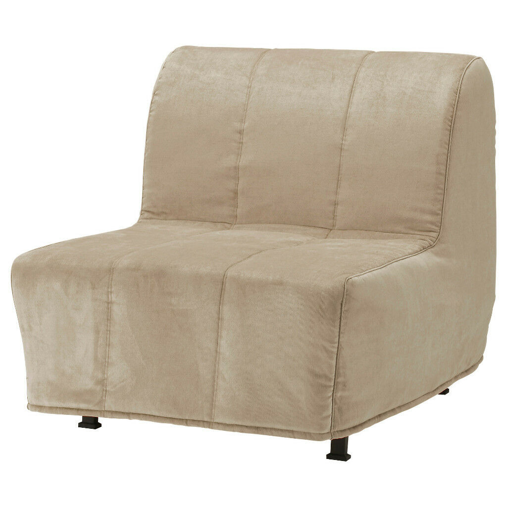 Ikea Lycksele Single Sofa Bed Chair Can Deliver