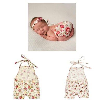 2 Stücke baby fotoshooting kostüm Neugeborenen niedlichen Baby Mädchen