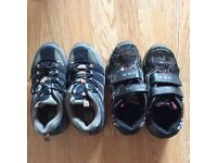 4 Pairs of Boys shoes bundle