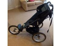 Baby jogger push chair