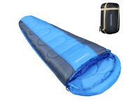 Waterproof Envelope Sleeping Bag, 4 Season Lightweight 20-50F, Great for Outdoor Camping brand new