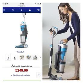 FREE DELIVERY VAX AIR LIFT PET BAGLESS UPRIGHT VACUUM CLEANER HOOVER HOOVERS RRP £249 X