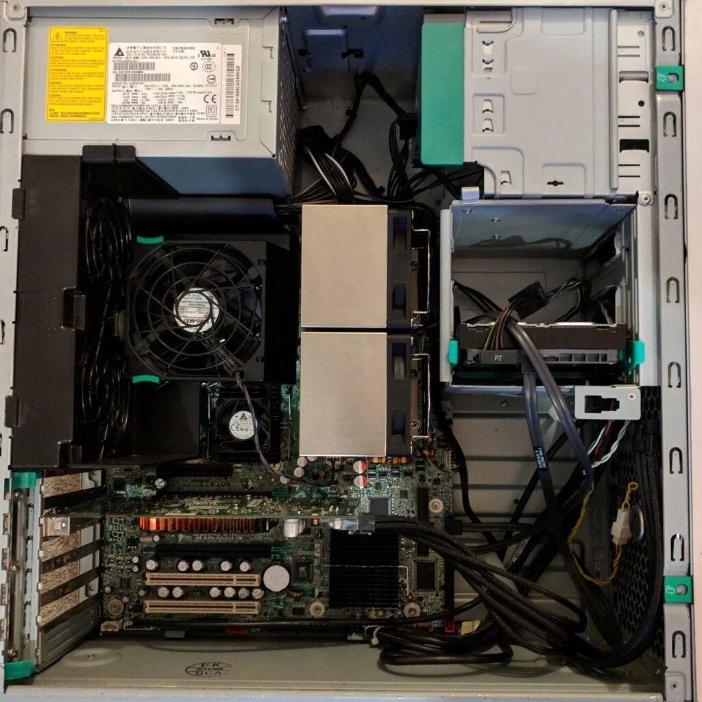 HP xw6600 Workstation (2x E5450, 32GB RAM, 1TB HDD, Quadro) - Working c3cf2921fe4a