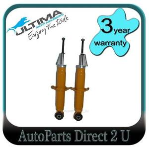 Sale-Rear-pair-Struts-Subaru-L-Series-9-1984-1993-Ultima-Shock-Absorbers