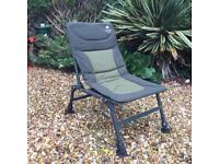 jrc x lite fishing chair