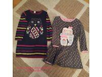 Girls dresses various sizes