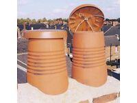 Chimney Caps for disused chimneys.