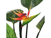 Artificial Strelitzia Reginae Plant Bird of Paradise 155 cm-245947