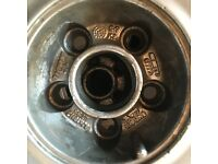 Audi s3 mk1 genuine oem alloy wheels 5x100