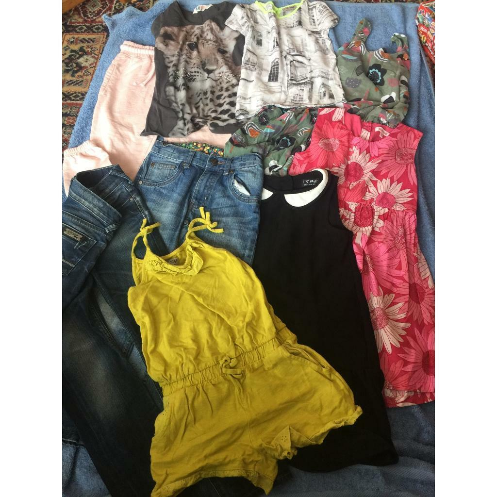 810460cca GIRLS CLOTHES AGE 6 YEARS | in Great Barr, West Midlands ...