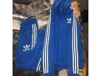 Adidas menswear full tracksuit