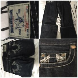 Mens pre owned mens true religion jeans
