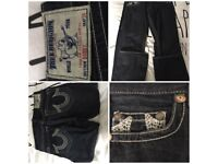 Mens pre owned mens true religion jeans
