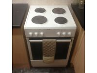 Gorenje white electric oven.