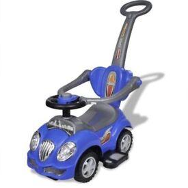 ride on car parent handle