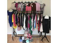 Job lot of new ladies clothes