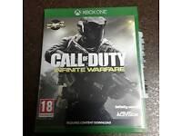 Call of Duty Infinate Warfare Xbox One