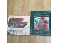 Free books - Needle Craft & Cross Stitch Books - Great Condition
