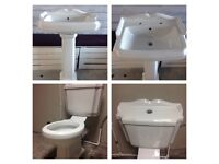 Toilet & Basin Brand New In Box RRP £195.95
