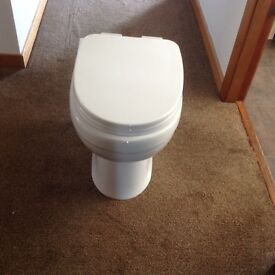 New Energy Back to Wall Toilet