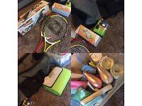 JOB LOT: Various items for car boot?