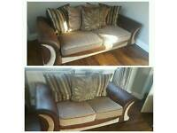 REDUCED **3 and 2 seater sofa**