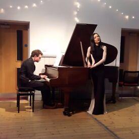Singing Lessons, Leeds College Of Music Graduate