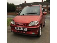 Micro car Virgo 54 plate 9 month mot full v5