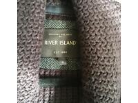 River Island warm coat medium to small